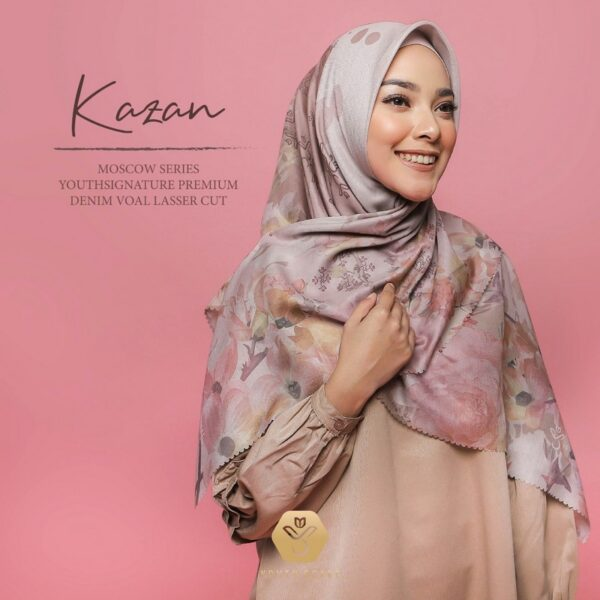 Big Ramadhan Sale 40%Off Kazan Youthscarf Signature Premium Moscow Series Fullmoon.ID Fullmoon Official Hijab